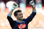Incidente stradale, grave Morgan De Sanctis